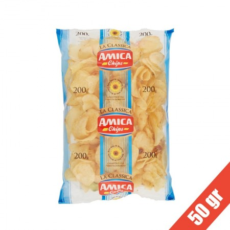 Patatine Amica Chips Classica 50 gr