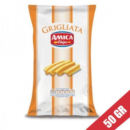 Patatine Amica Chips Grigliata 50 gr