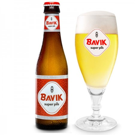 Bavik Super Pils 33cl - Vendita Birra Online Ingrosso