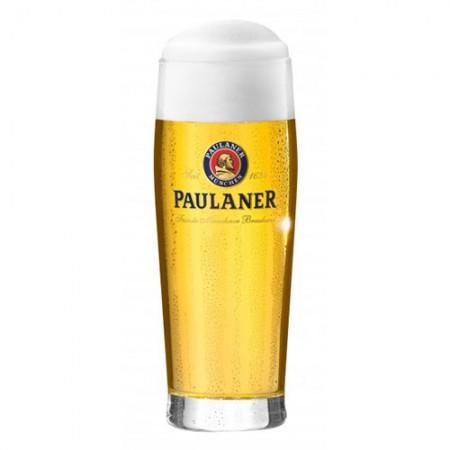 """Bicchiere Birra Paulaner """"Gloria Becher""""  40cl"""
