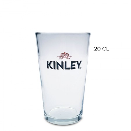 Bicchieri Tonica Kinley 20cl x6