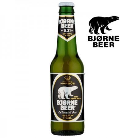 Bjorne Beer Doppio Malto 33 cl