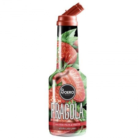 Boero Concentrato Fragola 75 cl