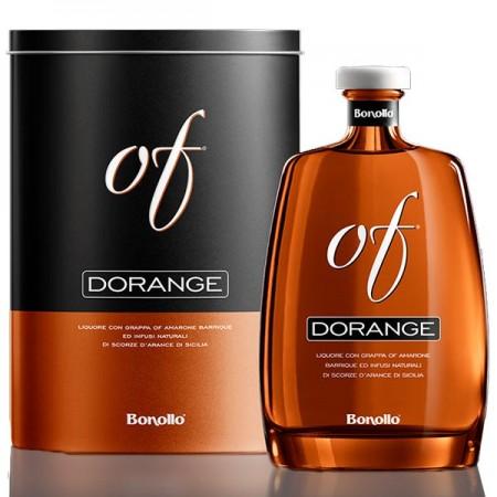 Of Dorange Bonollo 70cl liquore con grappa Astucciato -Vendita Liquori Online