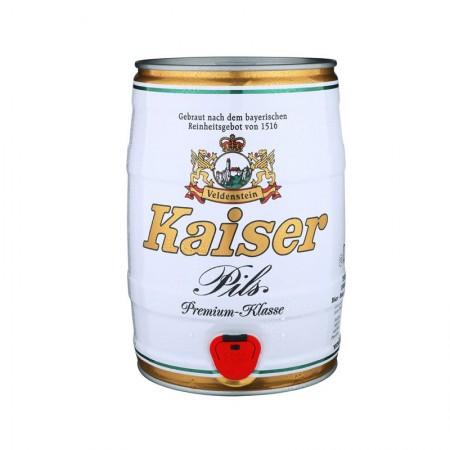Fustino Birra Kaiser Pils 5 Lt