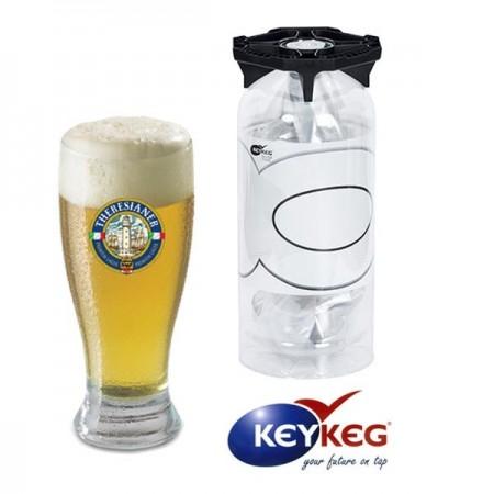 Fusto Keykeg Theresianer Lager 20 Lt