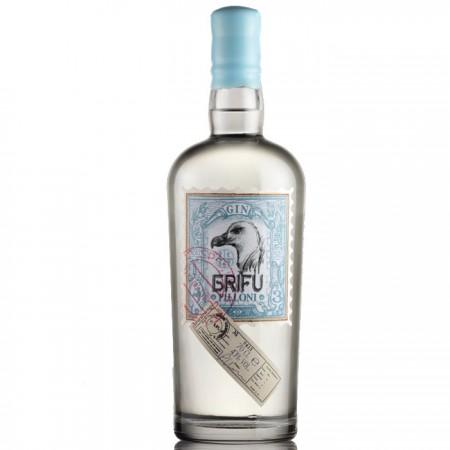 Gin Grifu linea Pilloni Silvio Carta 70cl