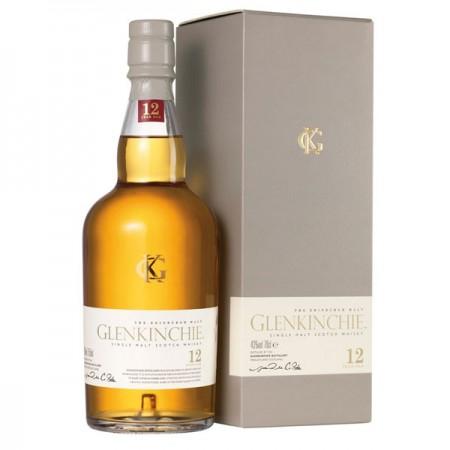 Glenkinchie 12 Anni Single Malt Scotch Whisky-Vendita Online