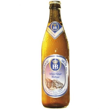 HB Hofbrau Munchner Weisse 50 cl