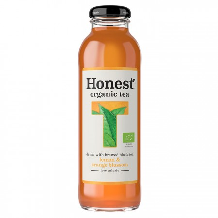 Honest Organic Tea Limone: Lemon & Orange Blossom