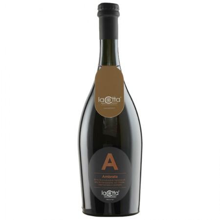 La Cotta Ambrata Birra Artigianale 75 cl