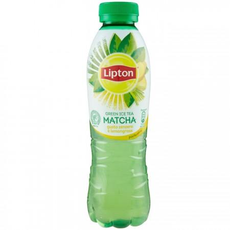 Lipton Green Ice Tea Matcha Zenzero e Lemongrass 50cl PET