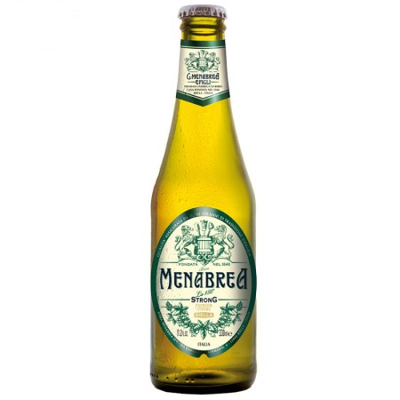 Menabrea Strong Lager 33cl
