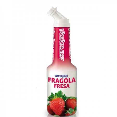 Naturera Concentrato Fragola 1 Lt