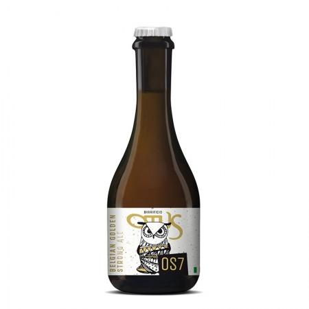 Otus OS7 Golden Strong Ale Birra Artigianale 33 cl
