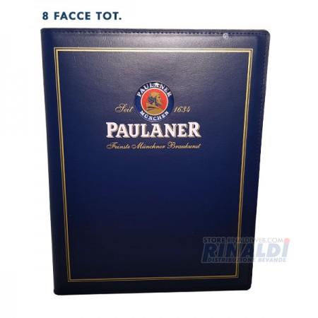 Portamenu/Folder Birra Paulaner