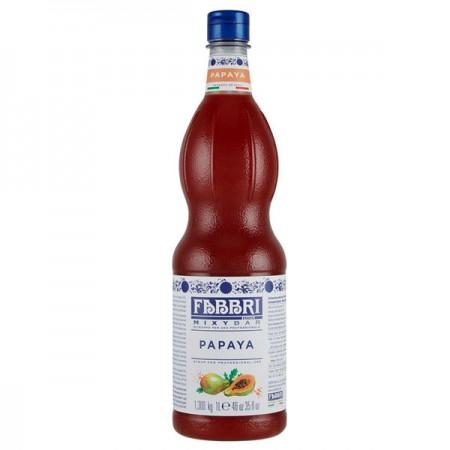 Sciroppo Fabbri Mixybar Papaya 1,3 Lt