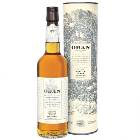Whisky Oban 14 Anni - Vendita Ingrosso Liquori Online