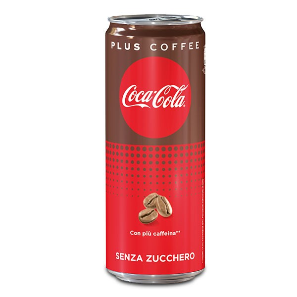 low priced 53742 4e075 Coca Cola Plus Coffee Lattina 25cl x24pz - Vendita Online ...