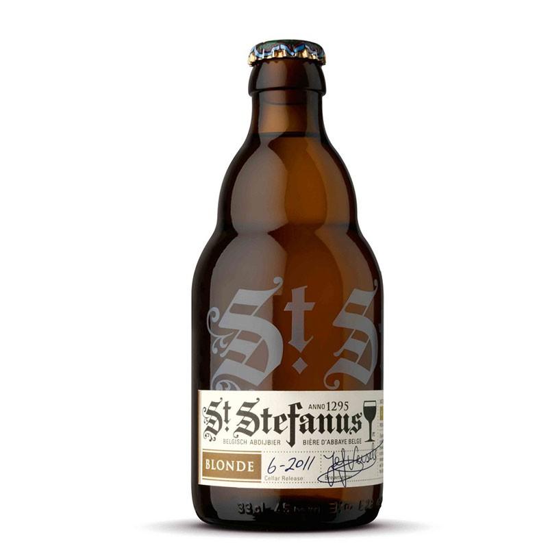 St. Stefanus Blonde d'Abbazia 33 cl