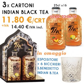 San Benedetto Indian Black Tea