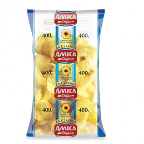 Patatine Amica Chips Classica 400 gr