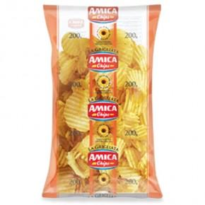 Patatine Amica Chips Grigliata 200 gr