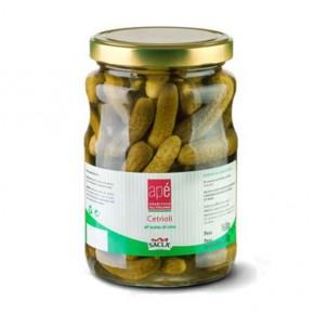 Apè Cetrioli in Aceto di Vino 1,6 kg