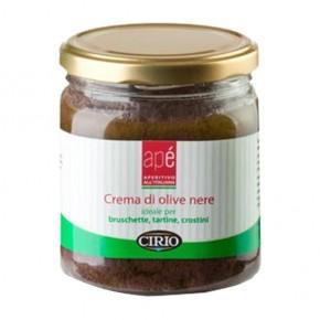 Apè Crema alle Olive Nere 450 gr