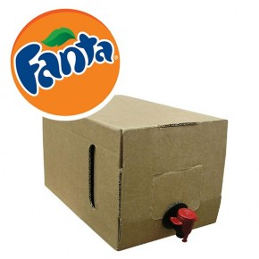 Bag in Box Fanta 5 Lt