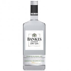 Bankes London Dry Gin 1 Lt