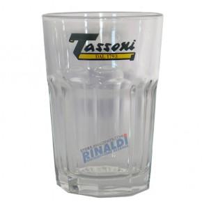 Bicchiere Tassoni Soda x6