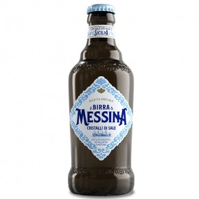 Birra Messina Cristalli di Sale 33cl