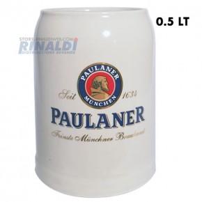 Boccale Paulaner Ceramica 0.5 LT x6pz