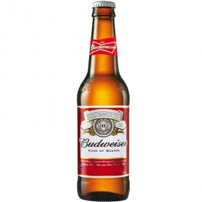 Budweiser Beer 33 cl