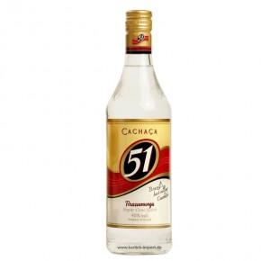 Cachaca 51 Pirassununga 1 Lt