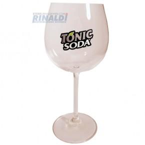Bicchiere calice tonicsoda lemonsoda
