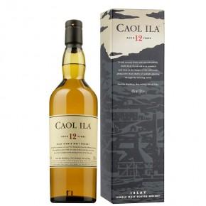 Caol Ila 12 Anni Scotch Whisky 70 cl