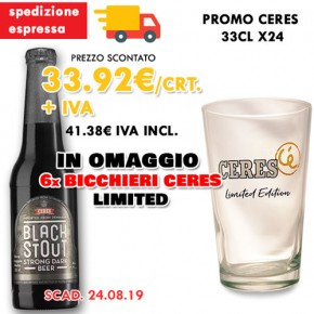 Ceres Stout 33 cl