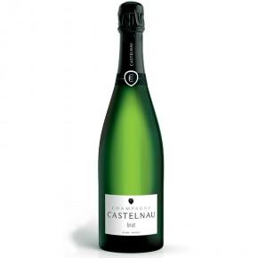 Champagne Castelnau Brut Reserve 72 mesi