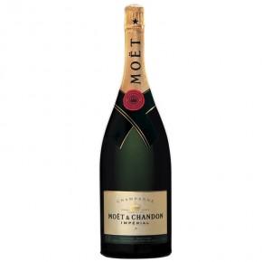 Champagne Moet & Chandon Imperial Brut Magnum 1,5 Lt