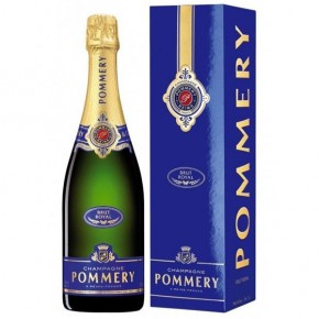 Champagne Pommery Brut Royal Astucciato