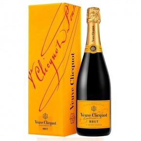 Champagne Veuve Clicquot Brut Astucciato 75cl