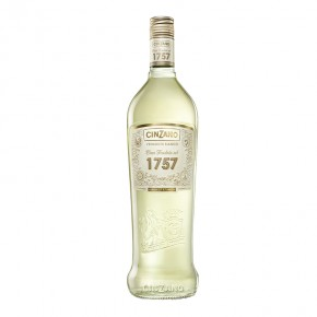 Cinzano Vermouth Bianco 1757 1 Lt
