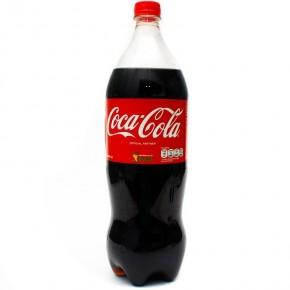 Coca Cola 1,5Lt  Plastica