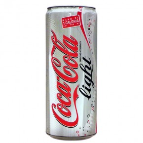 Coca Cola Light Lattina 33 cl
