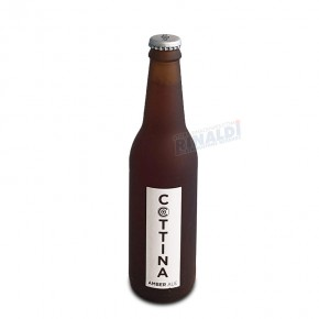 Cottina Amber Ale Birra Artigianale 33 cl