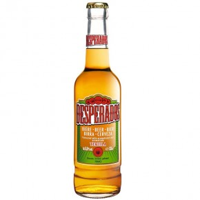 Desperados Birra Aromatizzata alla Tequilla 33 cl