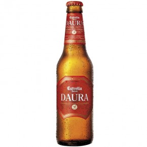 Estrella Daura Gluten Free 33 cl