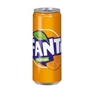 Fanta Lattina 33 cl